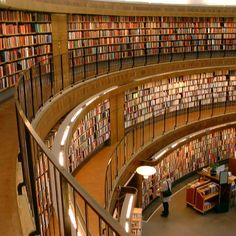 When we think of reference books, we think about the library. What a perfect place to start.