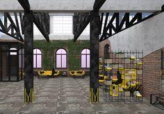 Проект реновации 24 корпуса Трехгорной мануфактуры в рамках международного воркшопа «International Building Challenge 2017» Architecture Design, Interior, Architecture Layout, Indoor, Interiors, Architecture