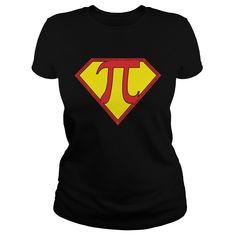 Show your SuperPI shirt - Wear it Proud, Wear it Loud!
