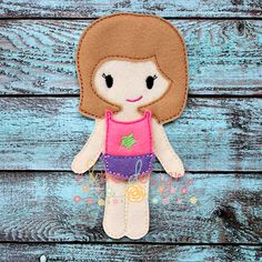 EricaDollEmbroidery Design File You will receive the doll and the outfit pictured. SIZES: 5×7 A color chart and PDF photo instructions are included. Formats offered:DSTEXPJEFHUSPESVIPXXXIf you need a different format, please contact us and we will try to work with you.This is a design file. This is NOT the finished product. You will need an …