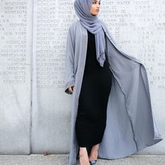 Beautiful hijab fashion to copy right now (13) - Fashionetter