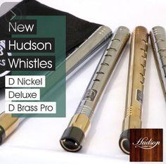 Hudson Pro whistle Tin Whistle, Flute