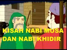 Kisah nabi musa, Kartun Muslim, Kartun Islami, nabi musa terkenal dengan muzizatnya berupa kitab taurat. banyak sekali orang yang mengenal sosok nabi musa