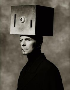 David Bowie, New York, 1996. Photographed by Albert Watson.