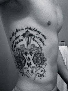 1000 images about tattoos on pinterest seattle seattle skyline tattoo and macklemore lyrics. Black Bedroom Furniture Sets. Home Design Ideas