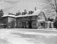 Stornoway (the house where the Leader of the Opposition lives).  541 Acacia Drive   built 1913 - 1914