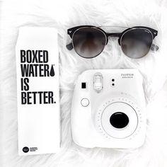 Fujifilm instax mini 8 @HipsterBows11