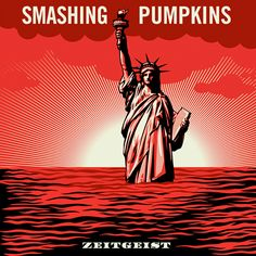 Rock Album Artwork: Smashing Pumpkins - ZEITGEIST