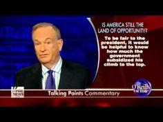 Bill O'Reilly: Obama's Hidden College Records... | RedFlagNews.com