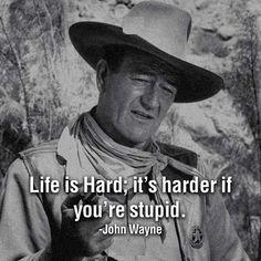 The Duke says...