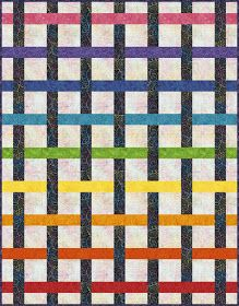Quilt Inspiration: Free pattern day: Lattice and Woven quilts Jelly Roll Quilt Patterns, Applique Quilt Patterns, Pattern Blocks, Quilting Tutorials, Quilting Projects, Quilting Designs, Quilting Tips, Embroidery Designs, Lattice Quilt