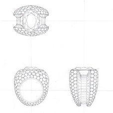WOOA KIM jewelry designer | my services