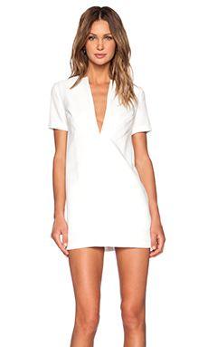 VIVIAN CHAN x REVOLVE Annie Dress in White