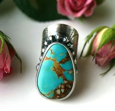 A Little Slice of Heaven Royston Turquoise Sterling Silver