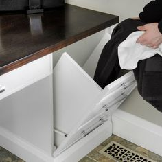 Laundry Chute Design, Pictures, Remodel, Decor and Ideas - page 2