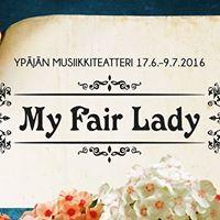 Ypäjän Musiikkiteatteri - My Fair Lady