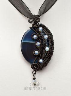 Evening sky pendant by ukapala.deviantart.com on @deviantART