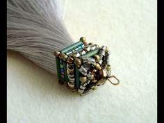 2a3d40ffd2bf 2 идеи-декор из бисера-плетение-смотри больше в описании ! - YouTube