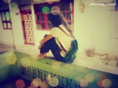 #Tumblr#Photography#Alone#Sad#Edited