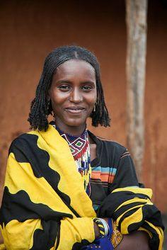 Oromo woman | Flickr - Photo Sharing!