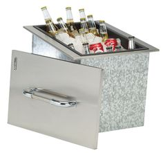 Products - Built In Bar Centres and Ice Buckets - Kitchens Outdoors