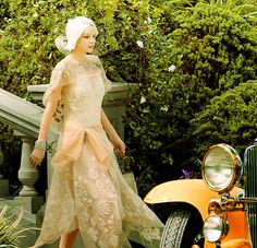 February 9th screen shot from The Great Gatsby. CAN'T WAIT.