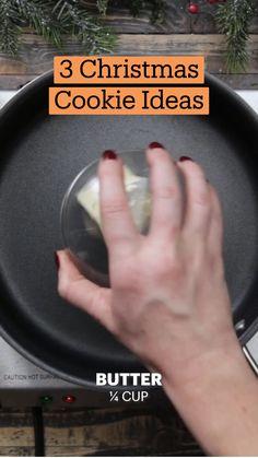 Fun Baking Recipes, Sweet Recipes, Snack Recipes, Dessert Recipes, Cooking Recipes, Christmas Snacks, Christmas Cooking, Keks Dessert, Xmas Cookies