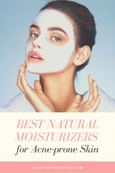 With Acne prone skin, you NEED to find a good natural moisturizer that will balance the oils in your skin to prevent breakouts. Here is what to look for. Moisturizer For Oily Skin, Natural Moisturizer, Anti Aging Moisturizer, Tinted Moisturizer, Acne Skin, Acne Prone Skin, Facial Skin Care, Anti Aging Skin Care, Facial Masks