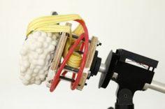 Roto JAM, thin bladder casting  proceso
