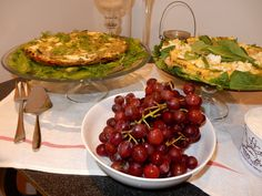 Father's Day Feast: delicious frittatas