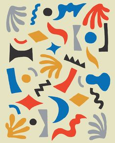 "willbryantplz: "" Another Composition Study (IOU Matisse), 2015. """