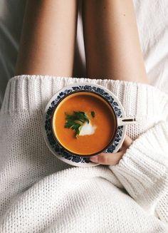 Schlank in den Herbst: 3 Suppen mit Fatburner-Effekt