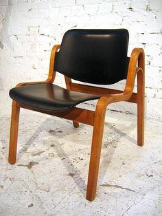 Wilhelmina Arm Chair by Ilmari Tapiovaara Finland 1959