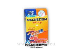 Maxivita Magnézium + B komplex + Vit C 16sáč. - Maxivita (doprava od 500,- zdarma) + vzorek k objednávce zdarma + slevový kupón máme u nás za skvělou cenu a navíc obdržíte dárek zdarma. Věrnostní slevy samozřejmostí.