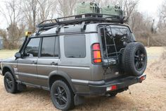 Image result for land rover discovery 2