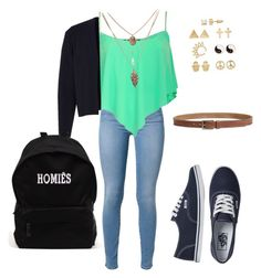 """Back to school!"" by dlap99 on Polyvore"