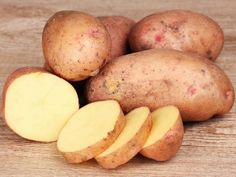 Potato Water for hair. Sounds strange but I'm totally trying this!!!