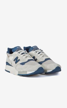 New Balance M998 CSEF Grey Explore by the Sea Pack