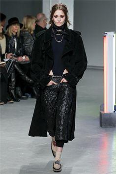 Sfilata Rodarte New York - Collezioni Autunno Inverno 2013-14 - Vogue