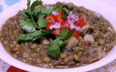 Savory Lentil Soup [Vegan] | One Green Planet