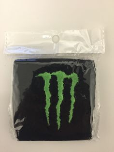 Monster Energy Drink NEW Sweatband Wristband in Collectibles, Advertising, Clothing, Shoes & Accessories, Other Clothing & Shoe Ads | eBay