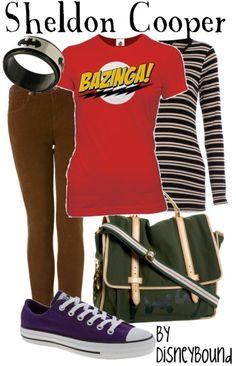 Yes. I would wear this. I kinda already do. I just need the Bazinga shirt.