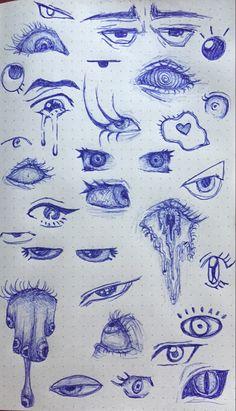 Indie Drawings, Psychedelic Drawings, Cool Art Drawings, Art Drawings Sketches, Pretty Art, Cute Art, Arte Grunge, Arte Sketchbook, Indie Art