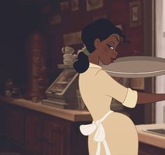 """24 Reasons Tiana Is The Most Underrated Disney Princess I do not agree she is """"better"""" than the rest, as I love them all for different reasons. But AMEN to this! I adore Tiana and everything she stands for."""