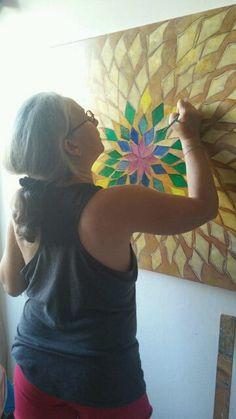 #Artist #Art #DanaWodak #SpititualArt #FineArt #Rialistic #Realisem #UniversArt