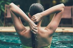 Shed pounds in the pool with this cool workout. It's a hot-day hit that will get results fast.