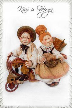 Cita: Muñecas: Nina y Luz Mihailova .. Discusión liveinternet - Servicio de Rusia Diarios Online