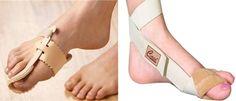 Ayak kemik çıkıntısı için aparat