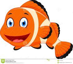 Cute Fish Cartoon Royalty Free Stock Photos - Image: 33231648