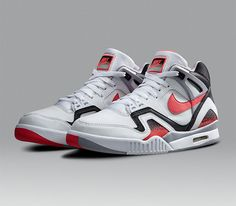 "timeless design cc586 b7361 Nike Air Tech Challenge II ""Hot Lava"""